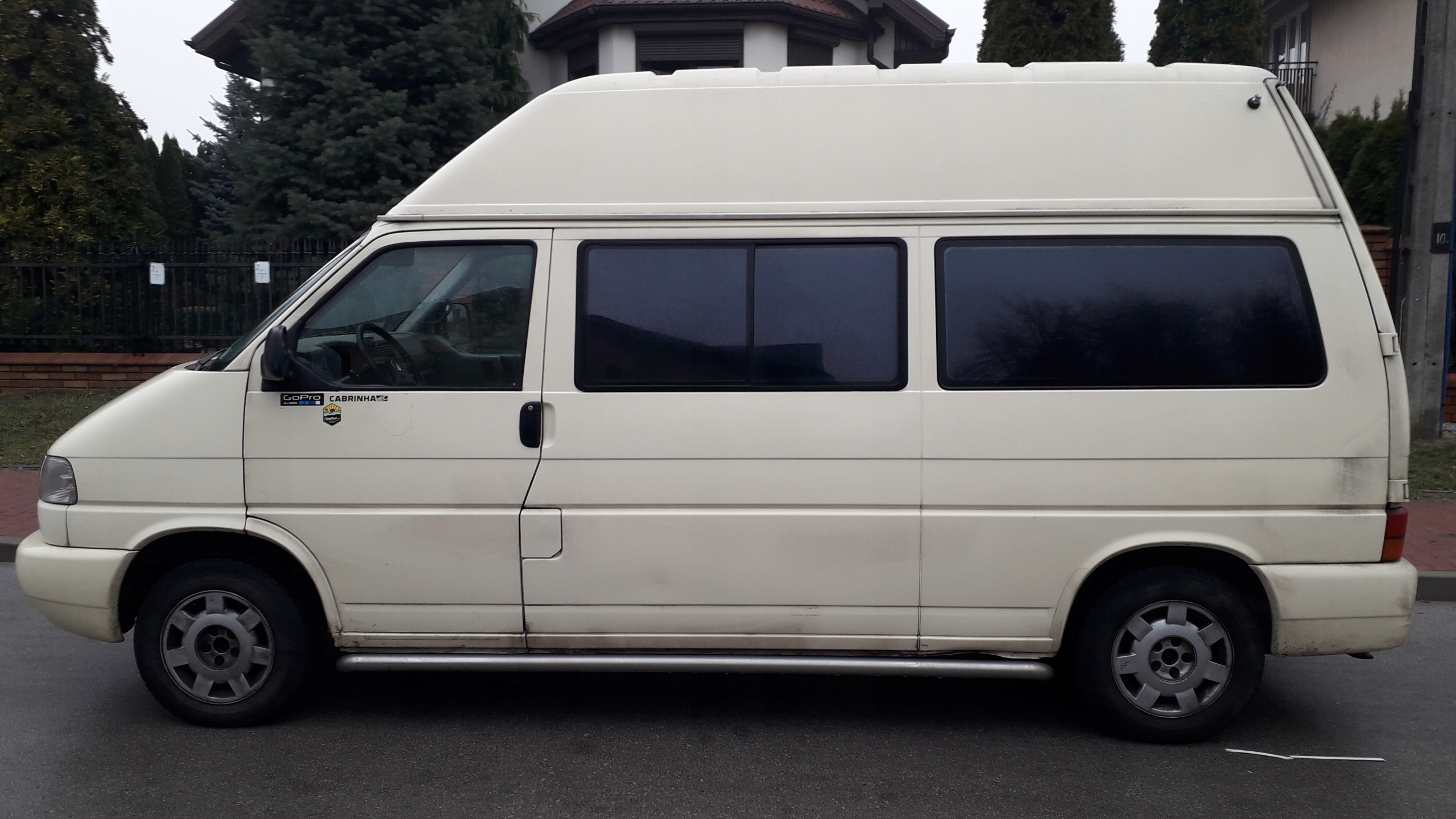Volkswagen Transporter T4 25 Tdi Camper 7692436932