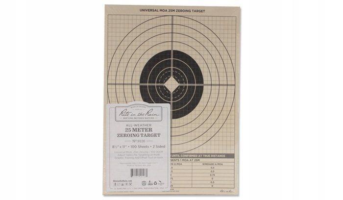 Rite in the Rain - Tarcza 25 Meter Zeroing Target