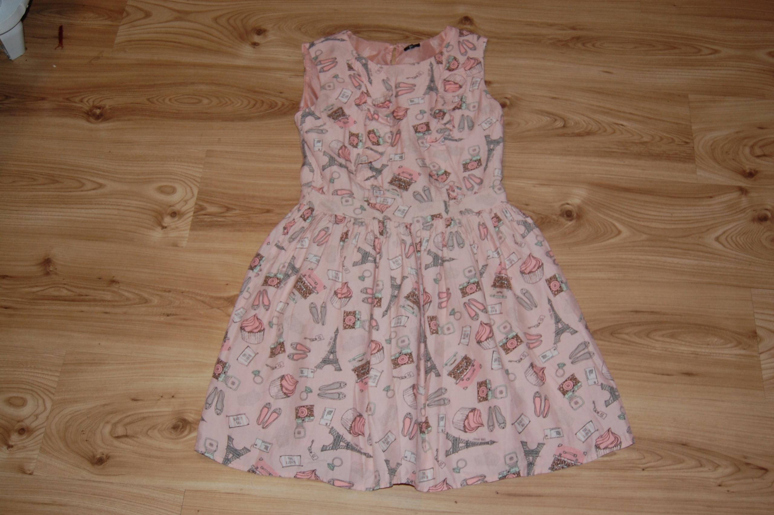 cudna sukienka dla młodej damy star by