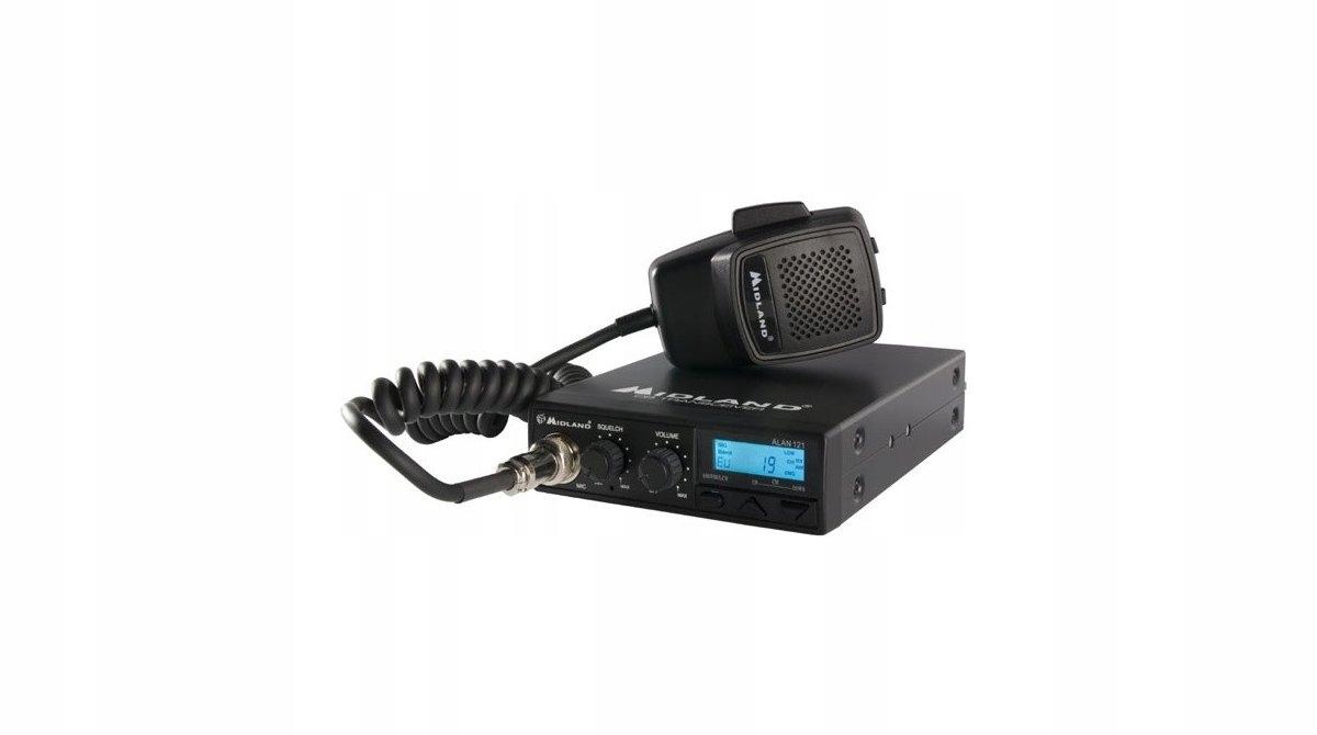 Radio Cb Alan 121 Am/Fm-40Ch