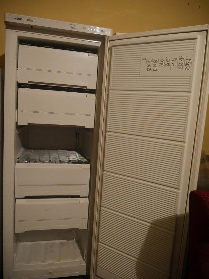 Zamrażarka szufladowa Siltal 200l