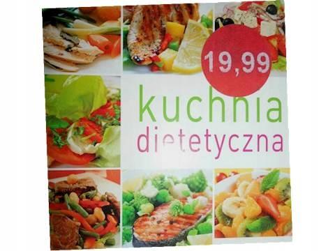 Kuchnia Dietetyczna 1001 Przepisów Wolańska 7856407235