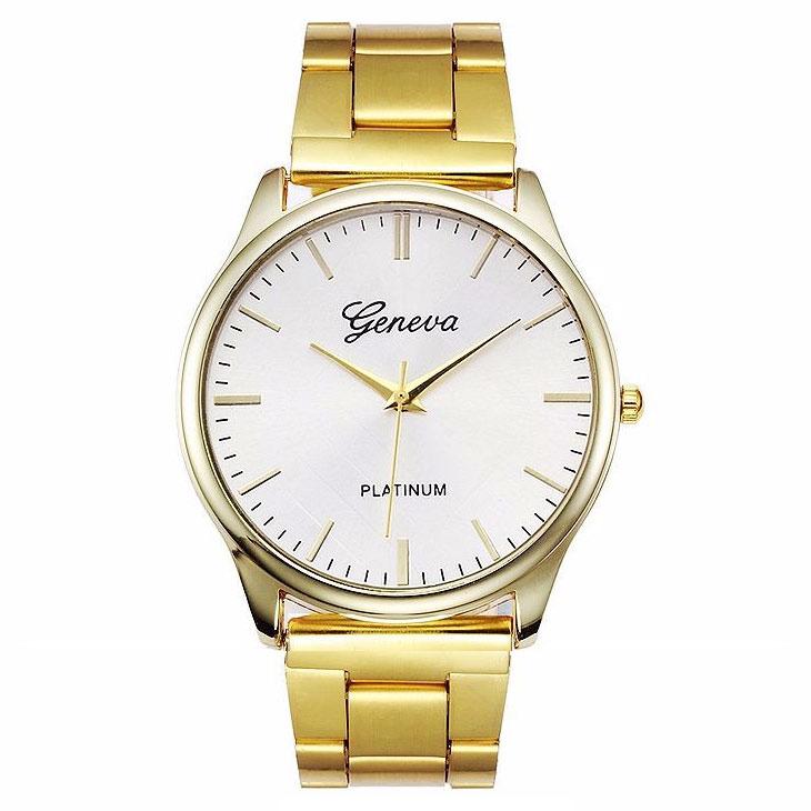 Zegarek Geneva metalowa branso. EXCLUSIVE. KOLORY