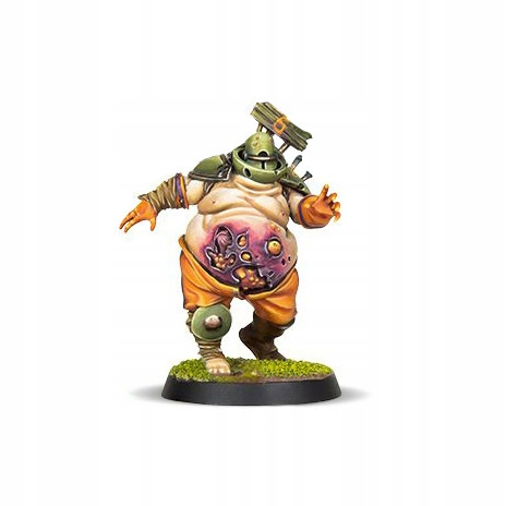Blood Bowl - NURGLE'S ROTTERS #6 - NOWY !!!