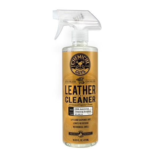 CHEMICAL GUYS Leather Cleaner Środek do Skóry skór
