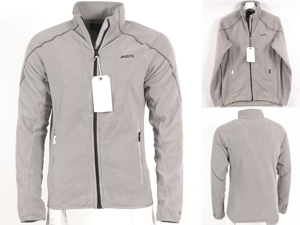 MUSTO EVOLUTION FLEECEJACKET240 POLAR ŻEGLARSKI SM