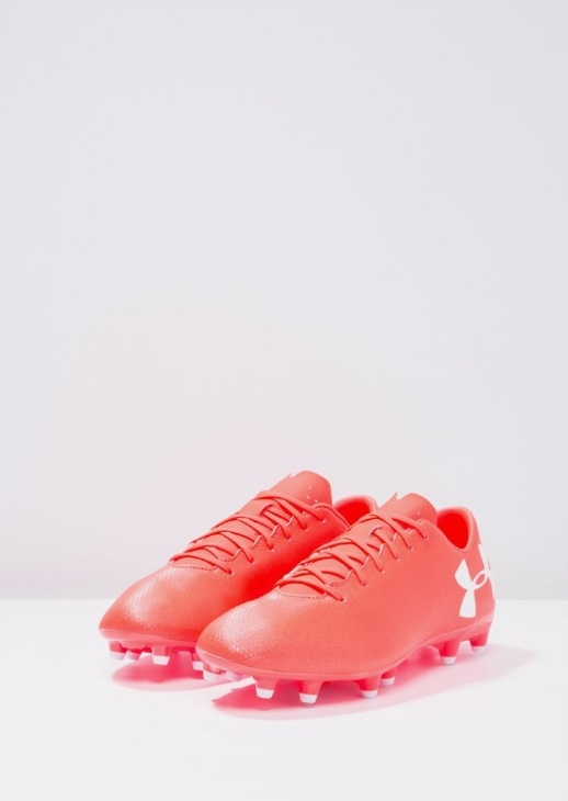 KORKI UNDER ARMOUR FORCE 3.0 FG NEON CORAL