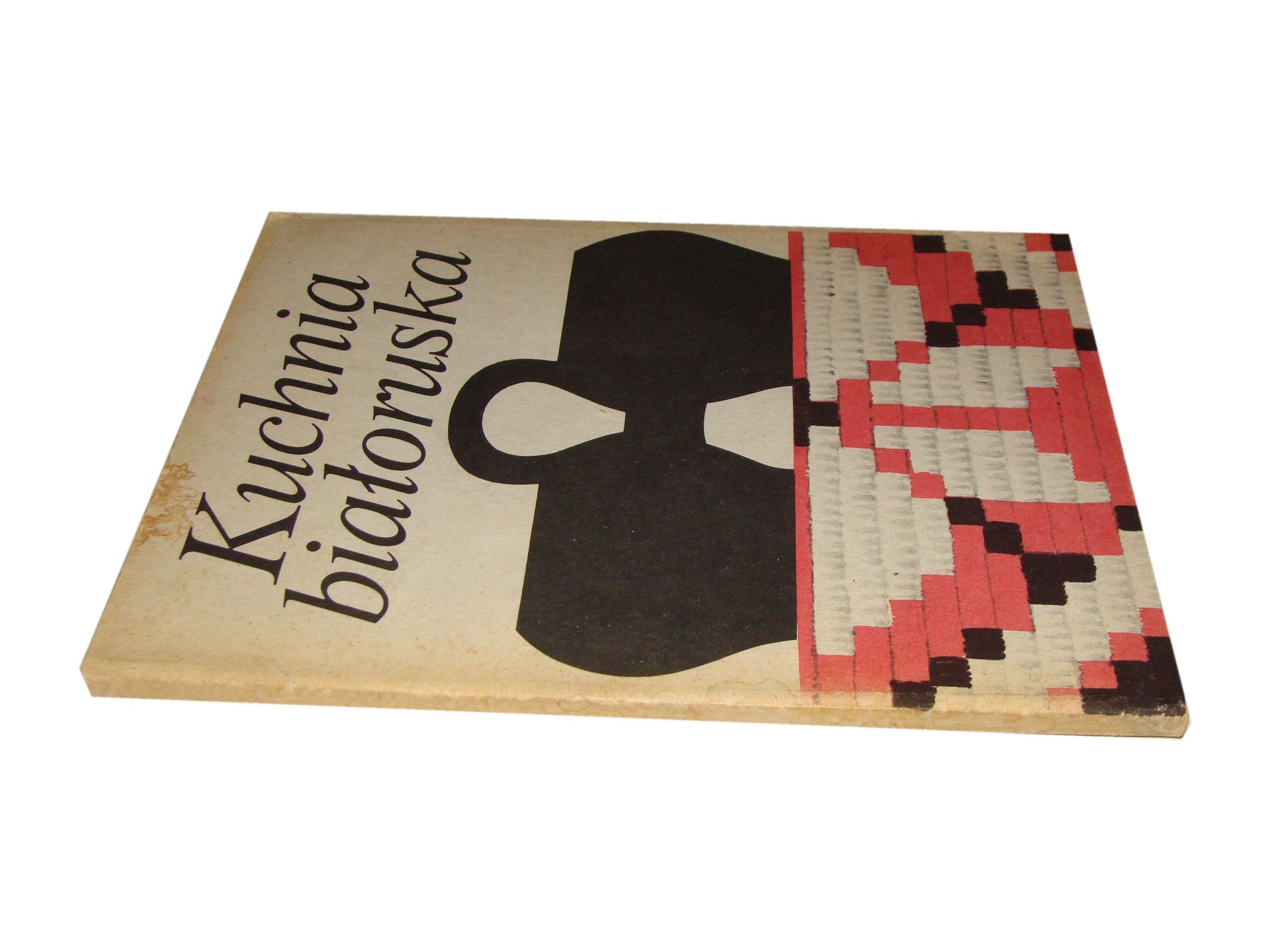 Kuchnia Białoruska 7233036320 Oficjalne Archiwum Allegro