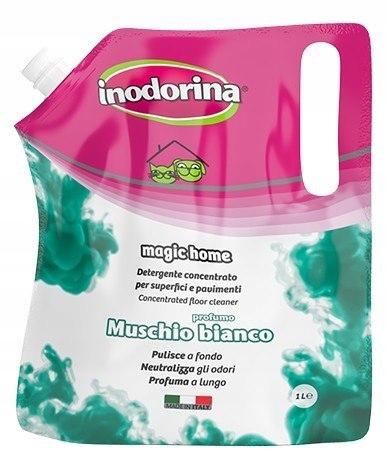 Inodorina Płyn do mycia Muschio Bianco - białe piż