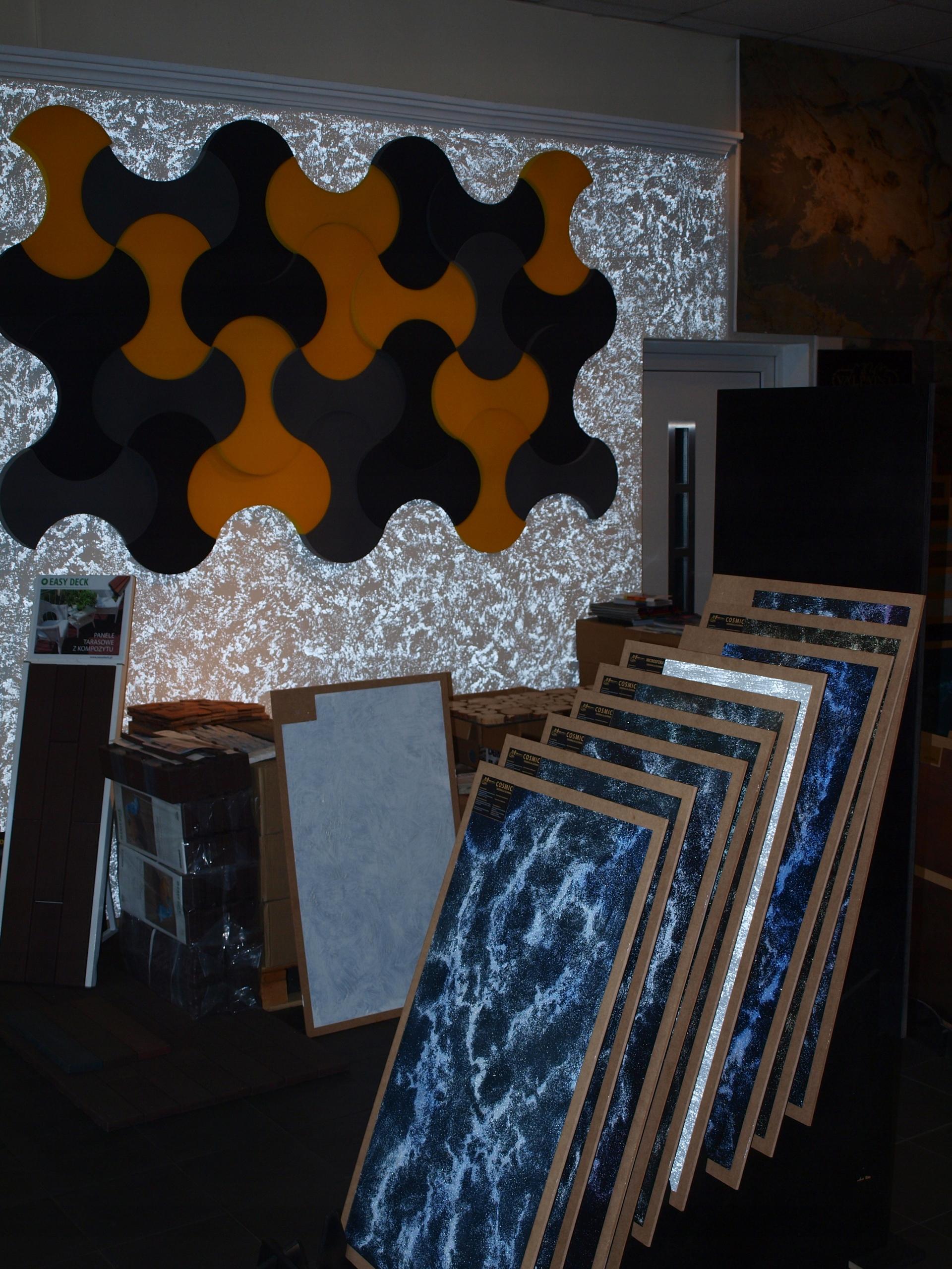 Microsfera Farba Dekoracyjna Travertyn Decorative