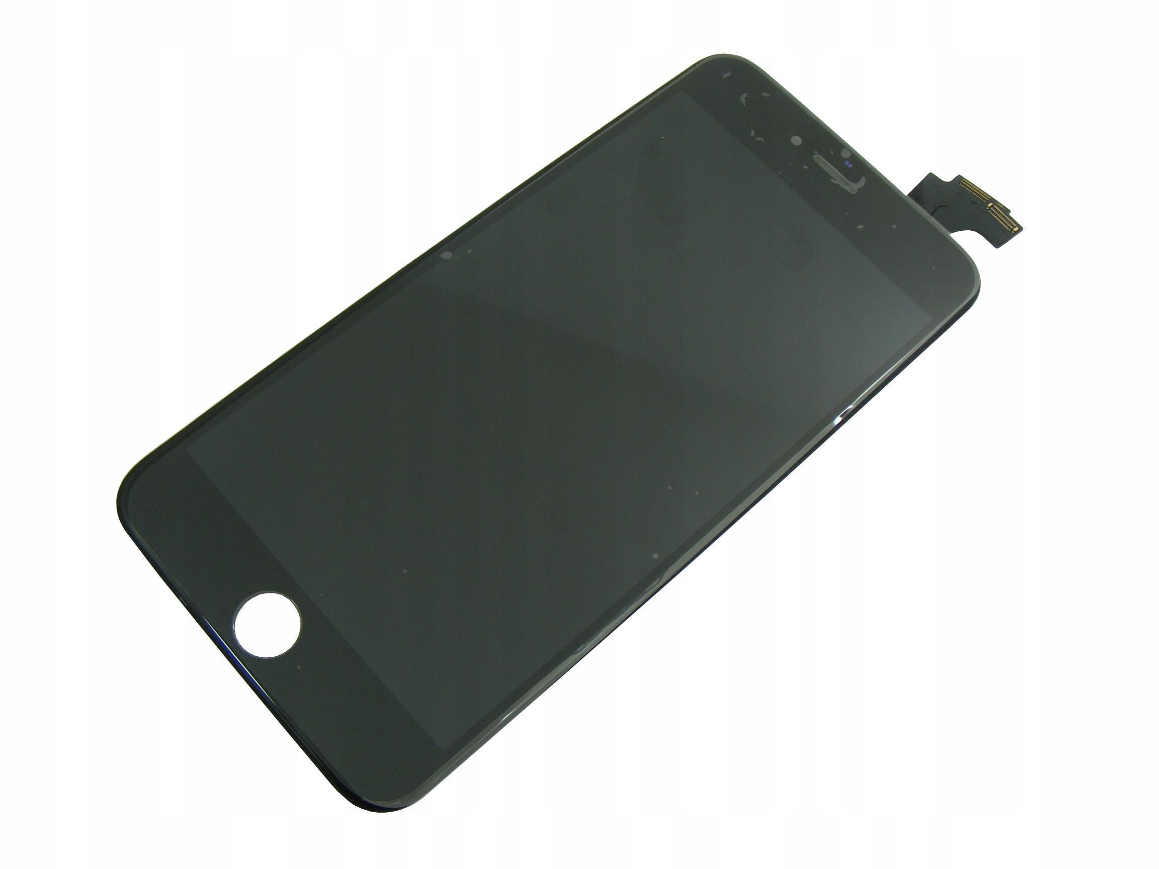 LCD iPhone 6 Plus A1522 A1524 + dotyk czarny HQ