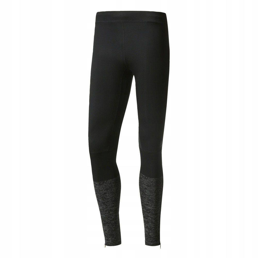 Spodnie Męskie do biegania adidas SN LNG czarn M