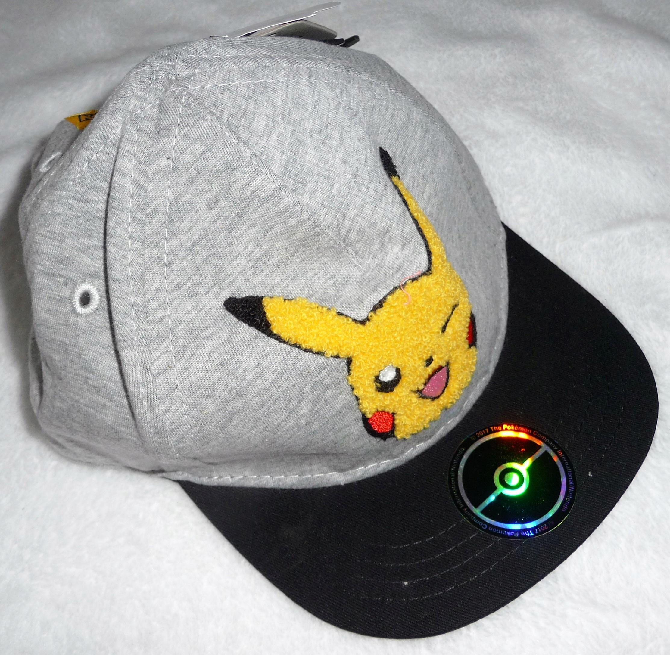 Next Pokemon nowa czapka z daszkiem 1-2lata