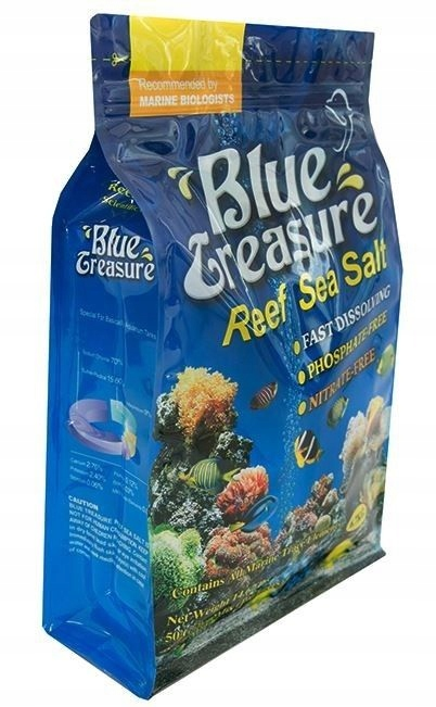 BLUE TREASURE REEF SEA SALT 6,7kg