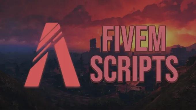 Skrypty FiveM - ogromna paczka - zaawansowana