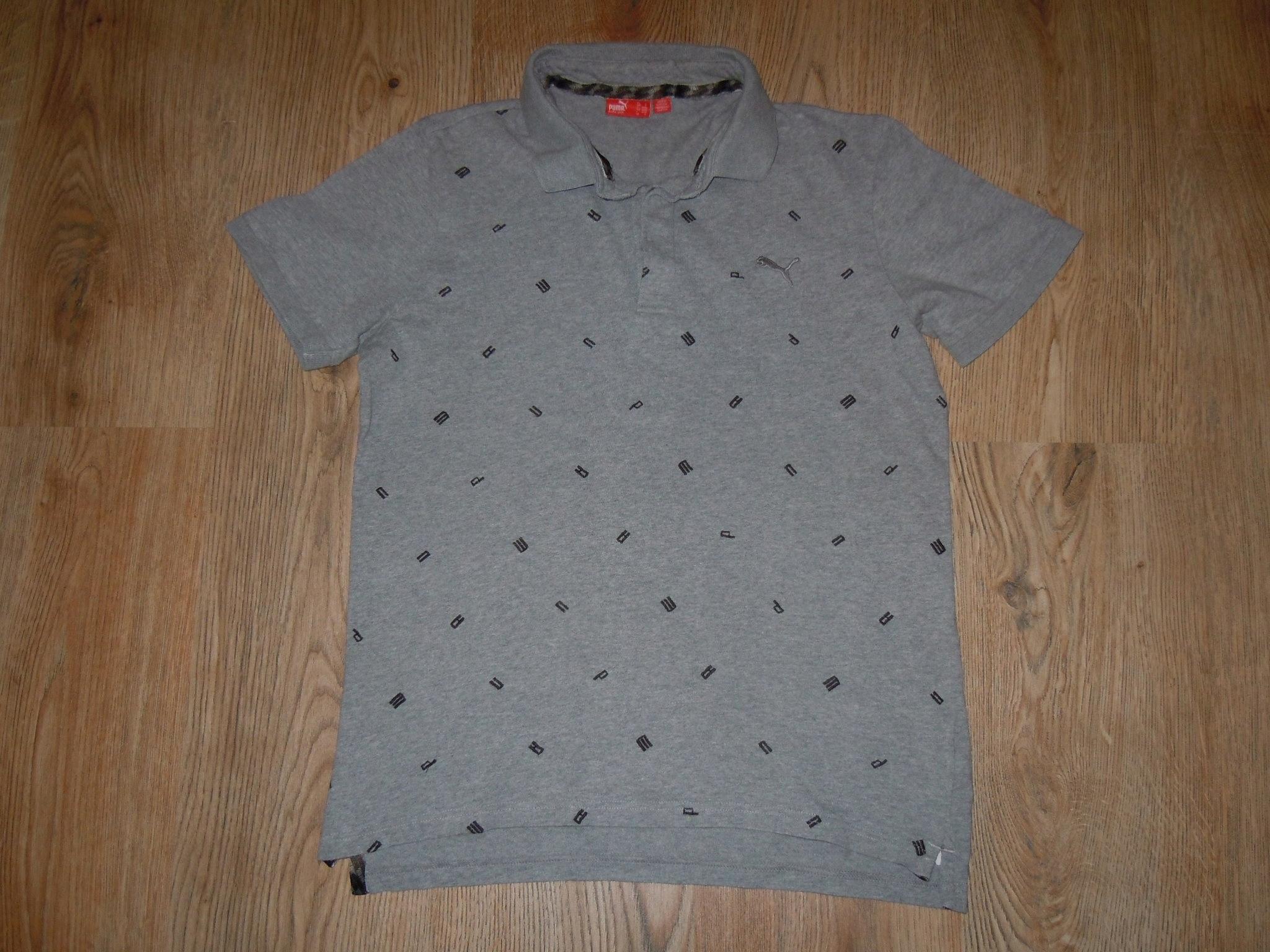 PUMA bluzka koszulka polo r.S
