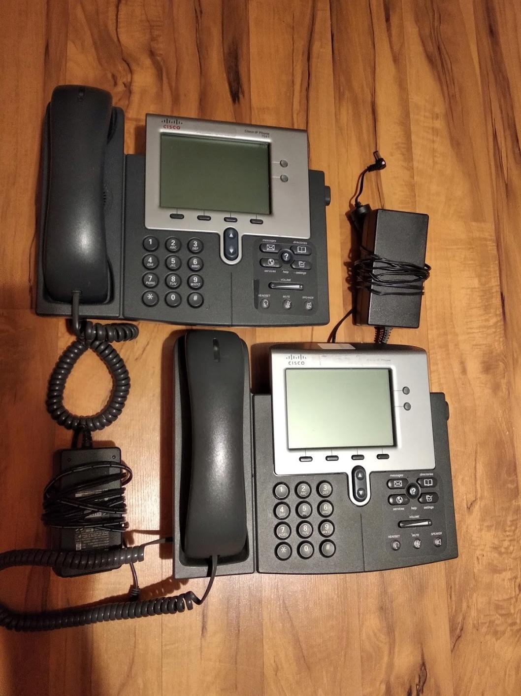 telefon CISCO IP PHONE 7941 VOIP - 7806183119 - oficjalne