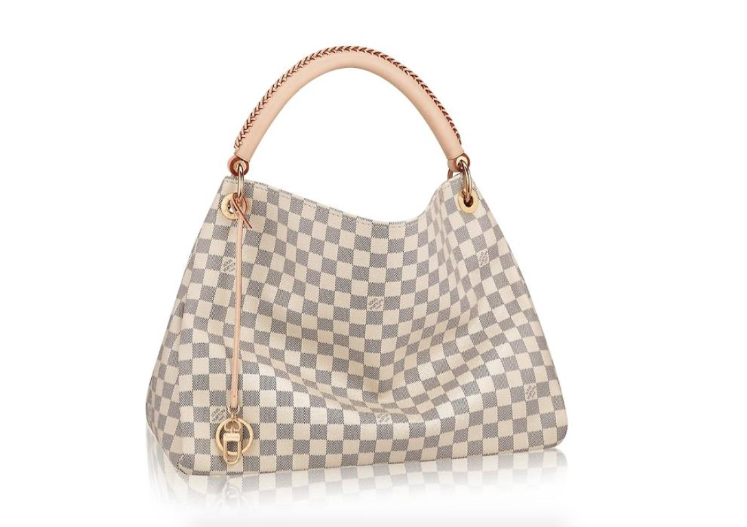 bd09338b463e0 torebka Louis Vuitton Artsy jak nowa oryginał - 7349142544 ...