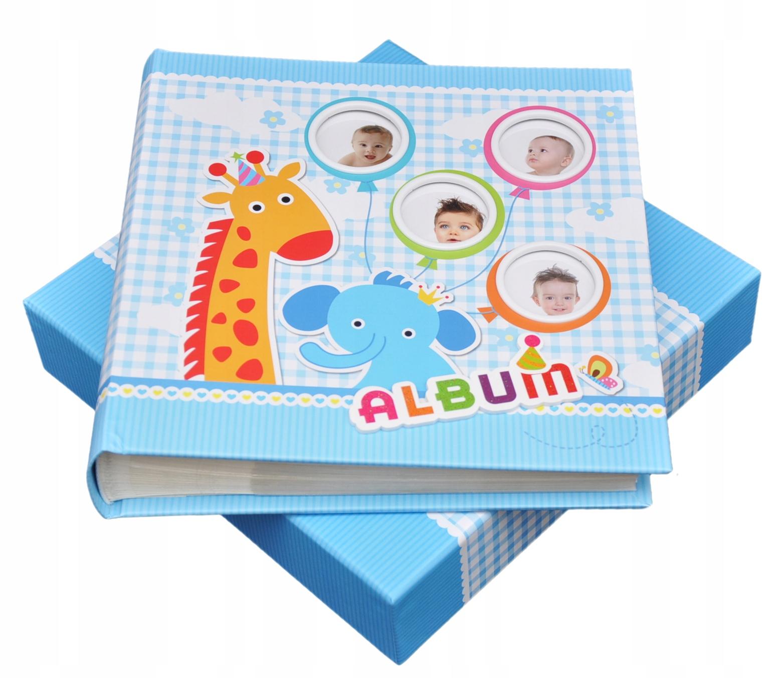 Album na 200 zdjęć 10x15 cm dziecięcy BABY 18