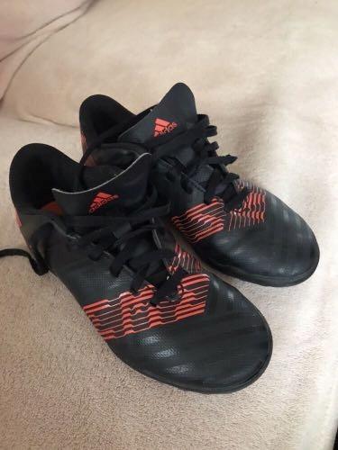 Buty piłkarskie Adidas r.34 21 cm koszulka 140