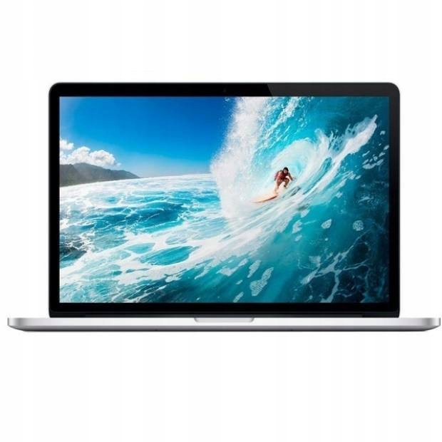 2015 RETINA Apple MacBook Pro i5 2,7-3Ghz 39 Cykli