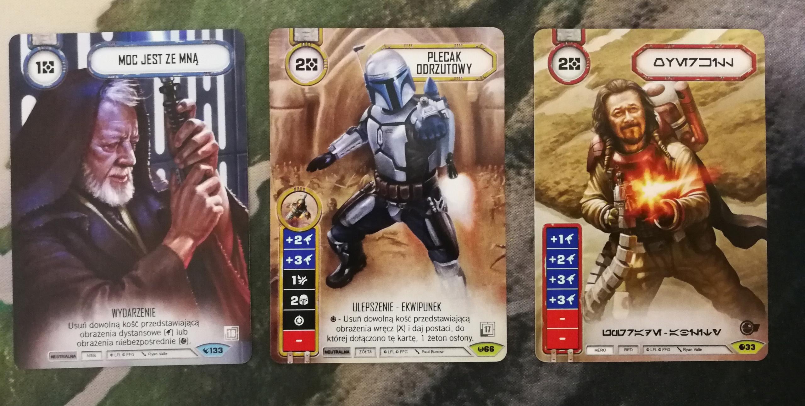 Star Wars Przeznaczenie zestaw PROMO !!!
