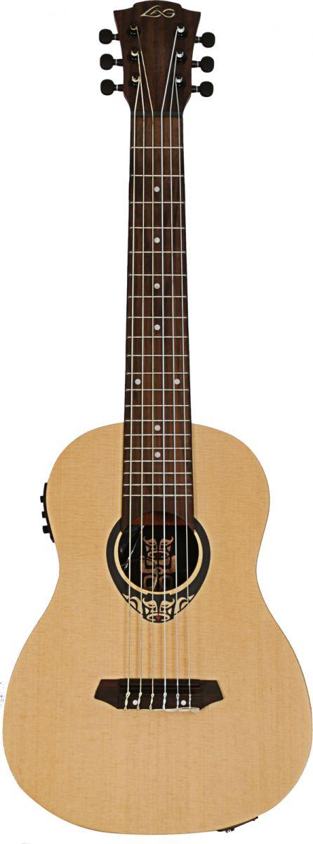 Lag GLU TKT 150E Mini gitara Tiki Uku electro