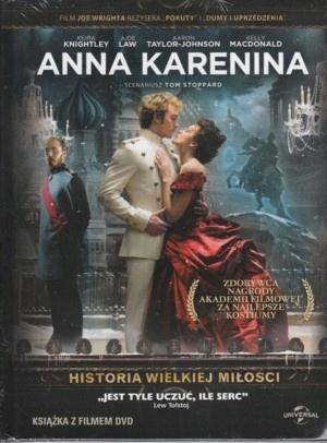 ANNA KARENINA DVD SKLEP VIDEOTEKA TYCHY