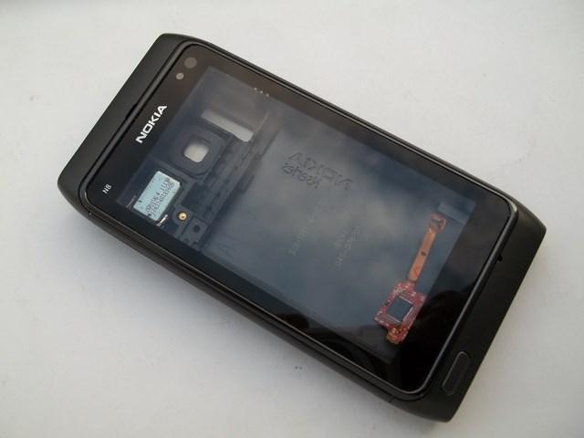 Obudowa Nokia N8 Oryg Grade A-Ideał WYSYŁKA GRATIS