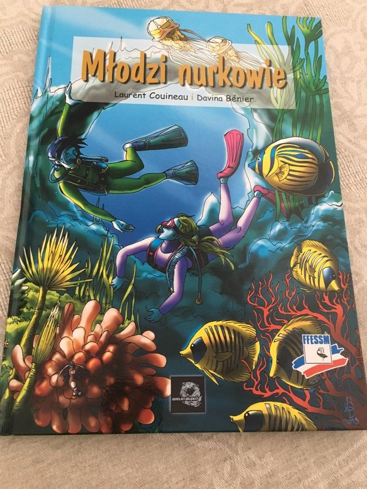 Młodzi nurkowie, DVD ABC nurkowania
