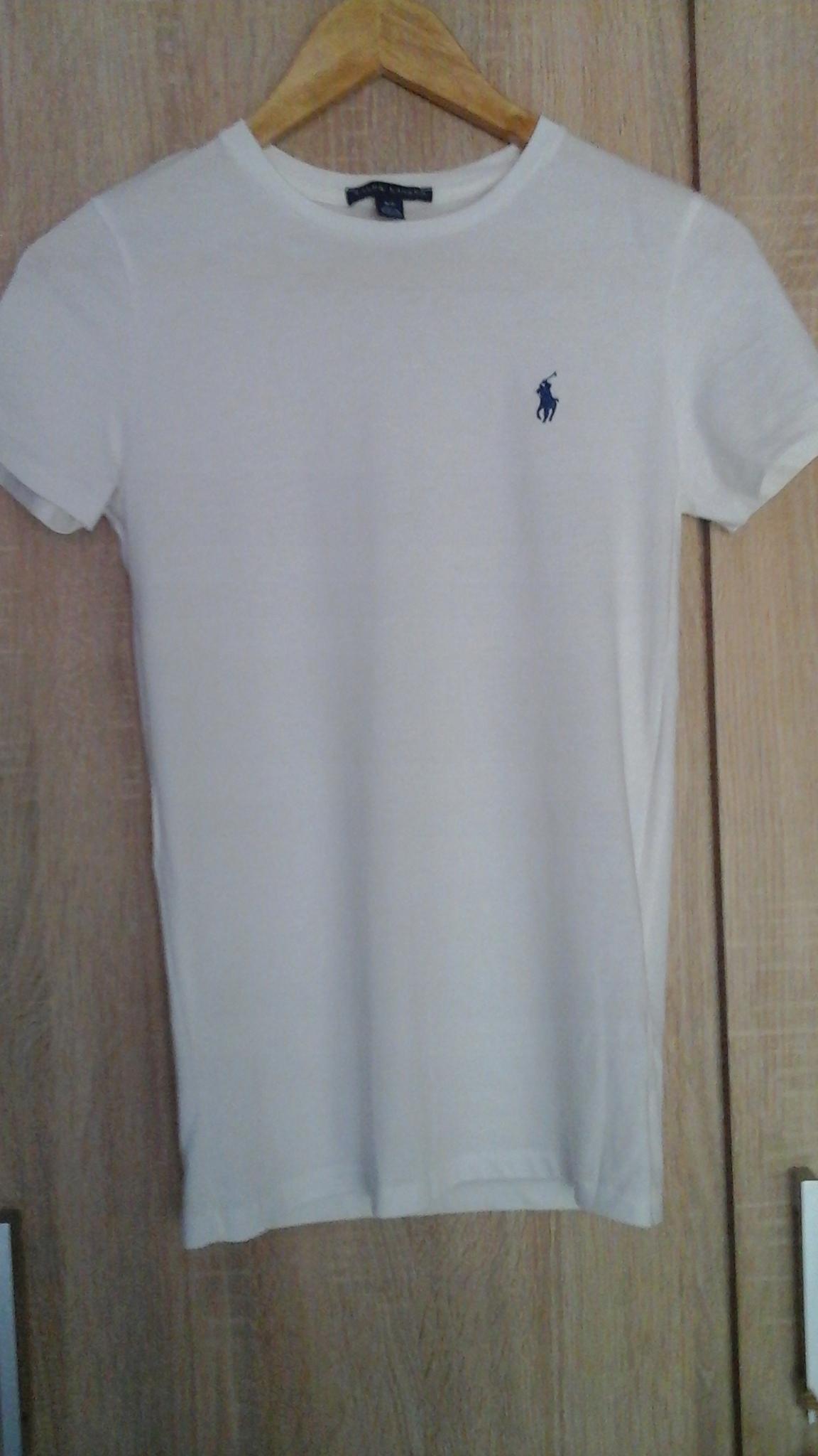 Polo Ralph Lauren Tshirt biały S