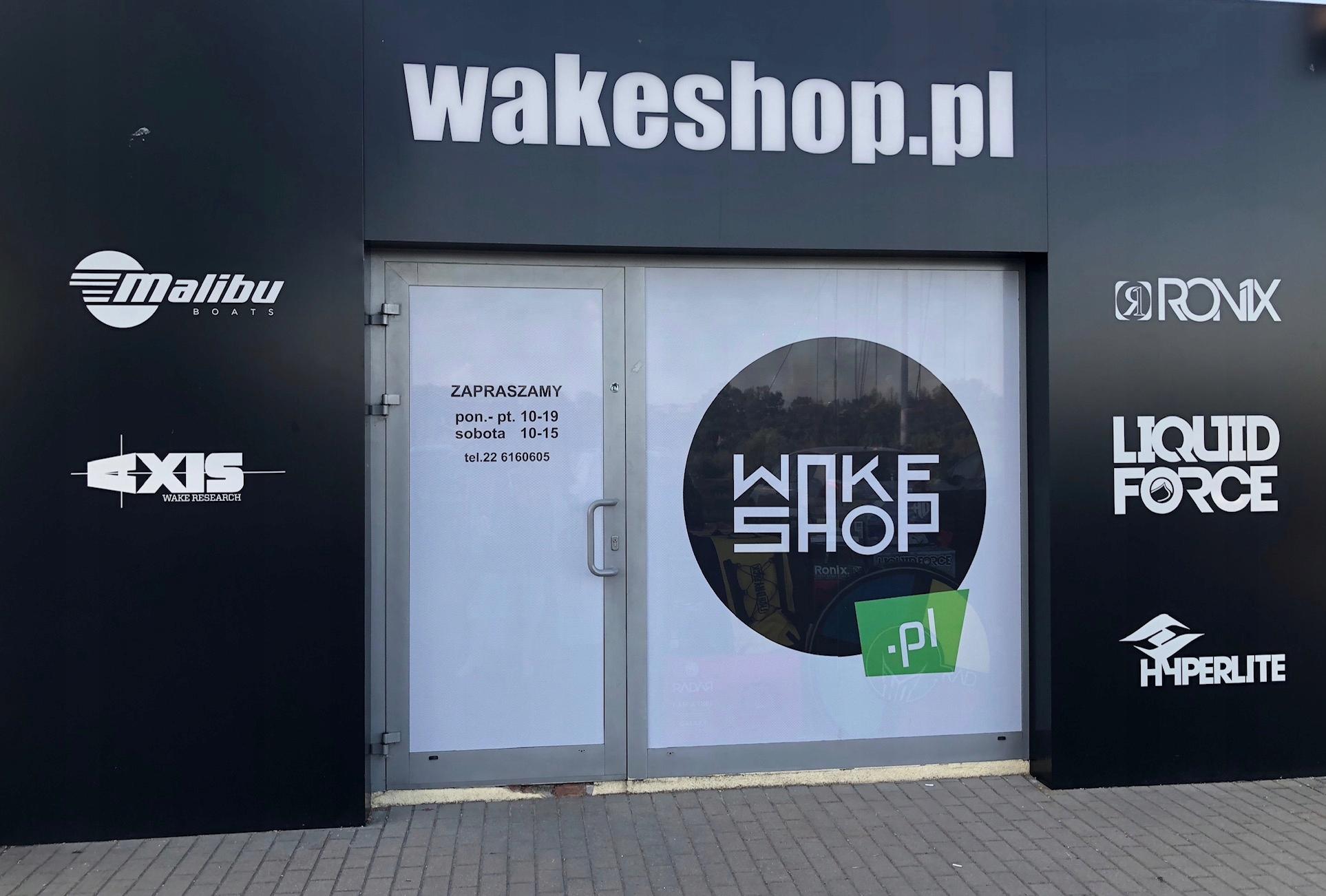 Kamizelka Wakeboardowa - Vest Follow Token Grey L