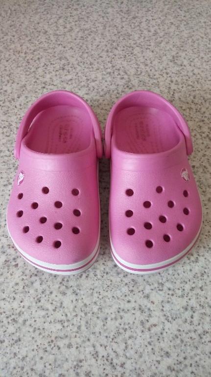 Crocs roz 7