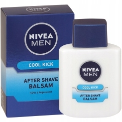 NIVEA for Men COOL KICK / Balsam po goleniu 100ml.