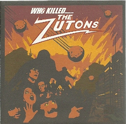 ZUTONS WHO KILLED... CD