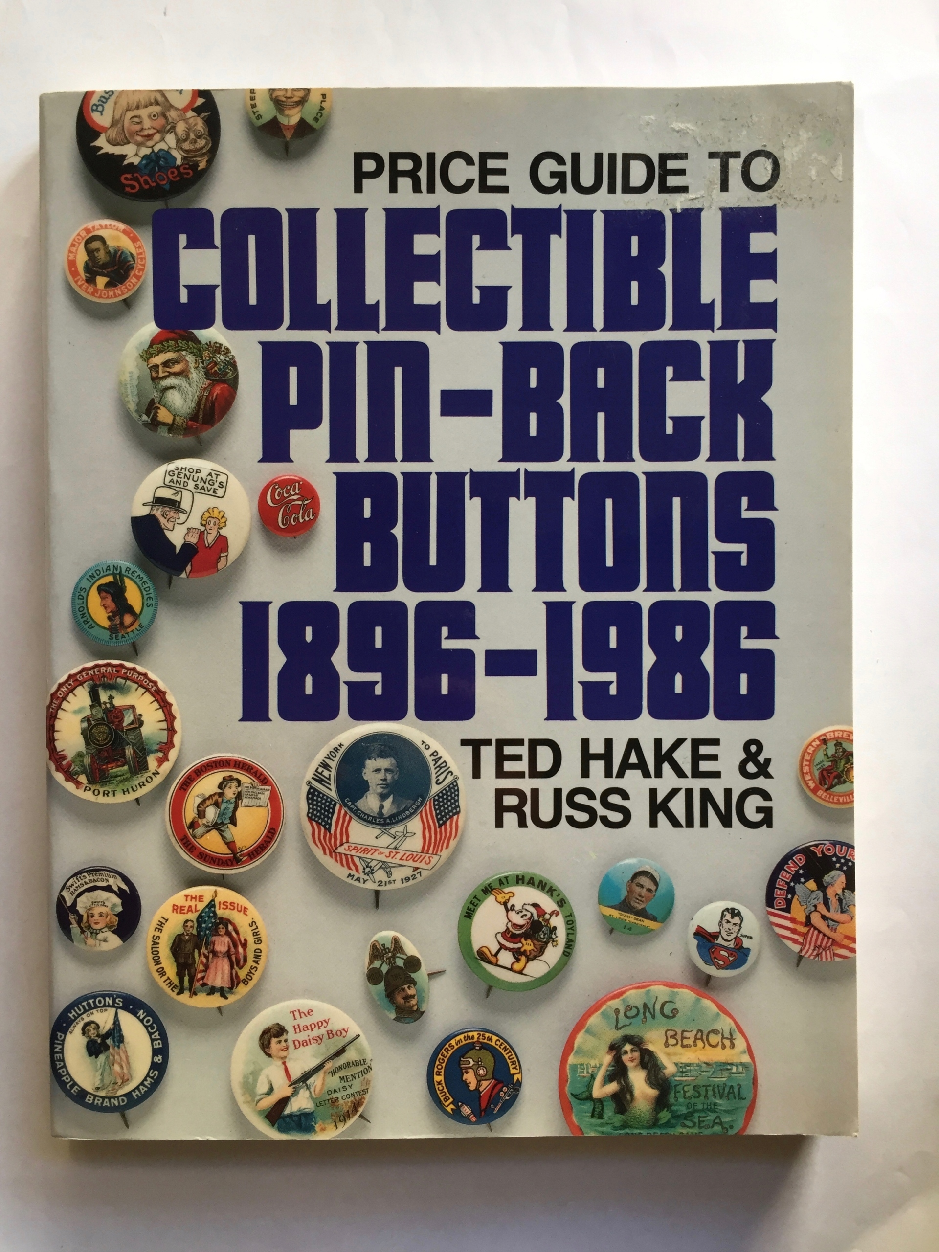 PRICE GUIDE TO PIN-BACK BUTTONS *PRZYPINKI*