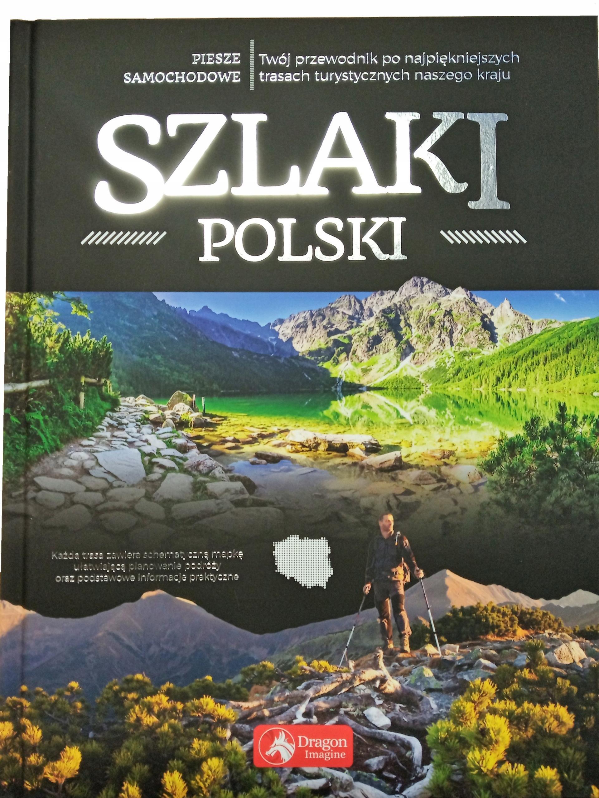 Szlaki Polski - praca zbiorowa
