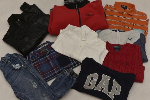 Paka markowych ubrań Ralph Lauren GAP NEXT 4-5lat