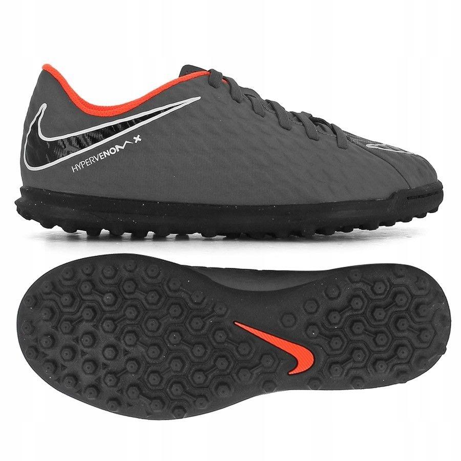 Buty Nike JR Hypervenom PhantomX 3 Club TF AH7298