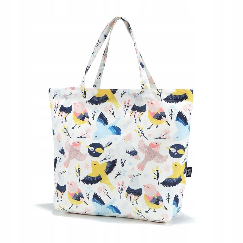 LA MILLOU SHOPPER BAG CUTE BIRDS La Millou