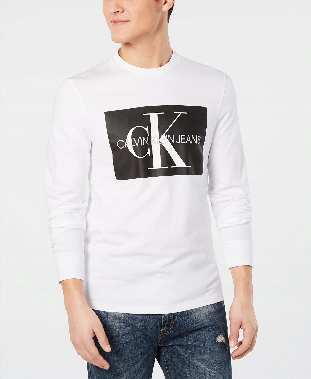 Bluza, longsleeve Calvin Klein Jeans rozm XL.