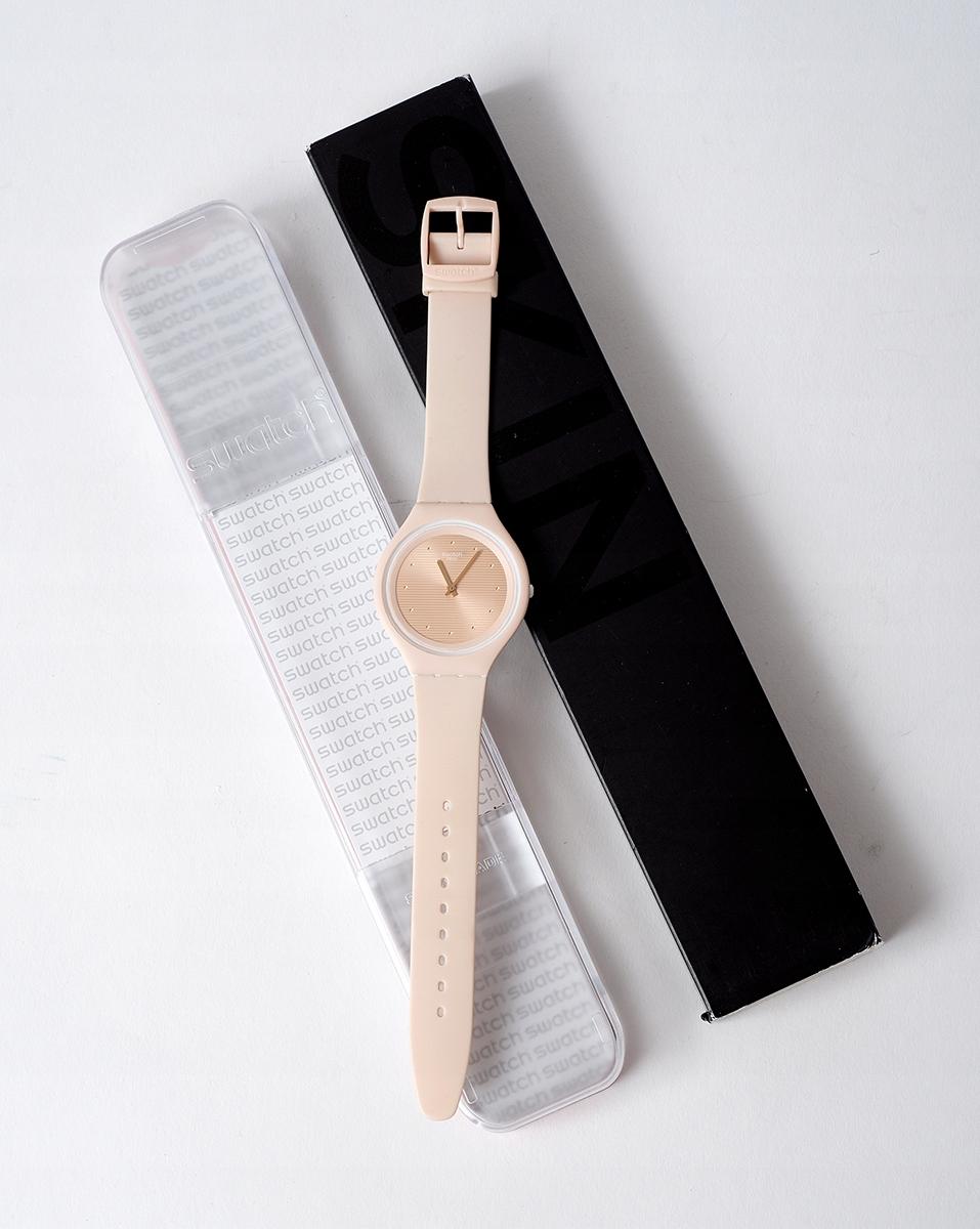 Okazja dla koneserów! Zegarek Swatch SKINSKIN