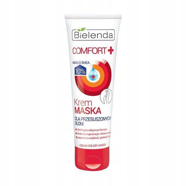 Bielenda Comfort+ krem maska dla przesuszonych dło