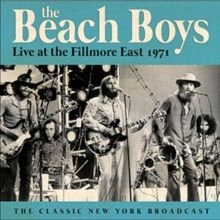 The Beach Boys - Live at the Fillmore East 1971 Vi
