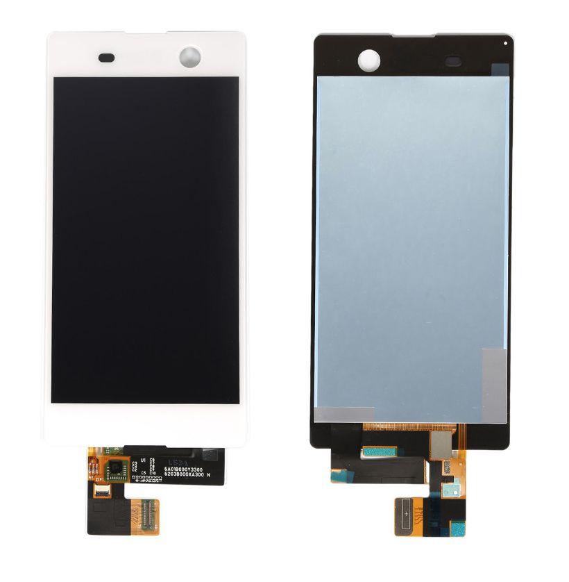 WYMIANA LCD DIGITIZER SZYBA Sony Xperia M5 Aqua