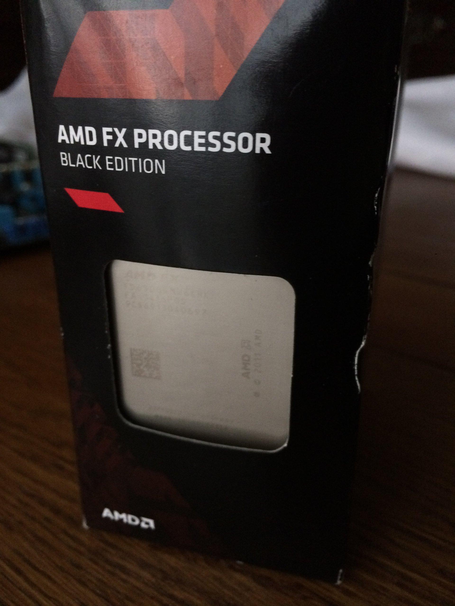 Procesor Amd Fx 6300 Black Edition 35ghz Am3 Box 7115164434 Processor