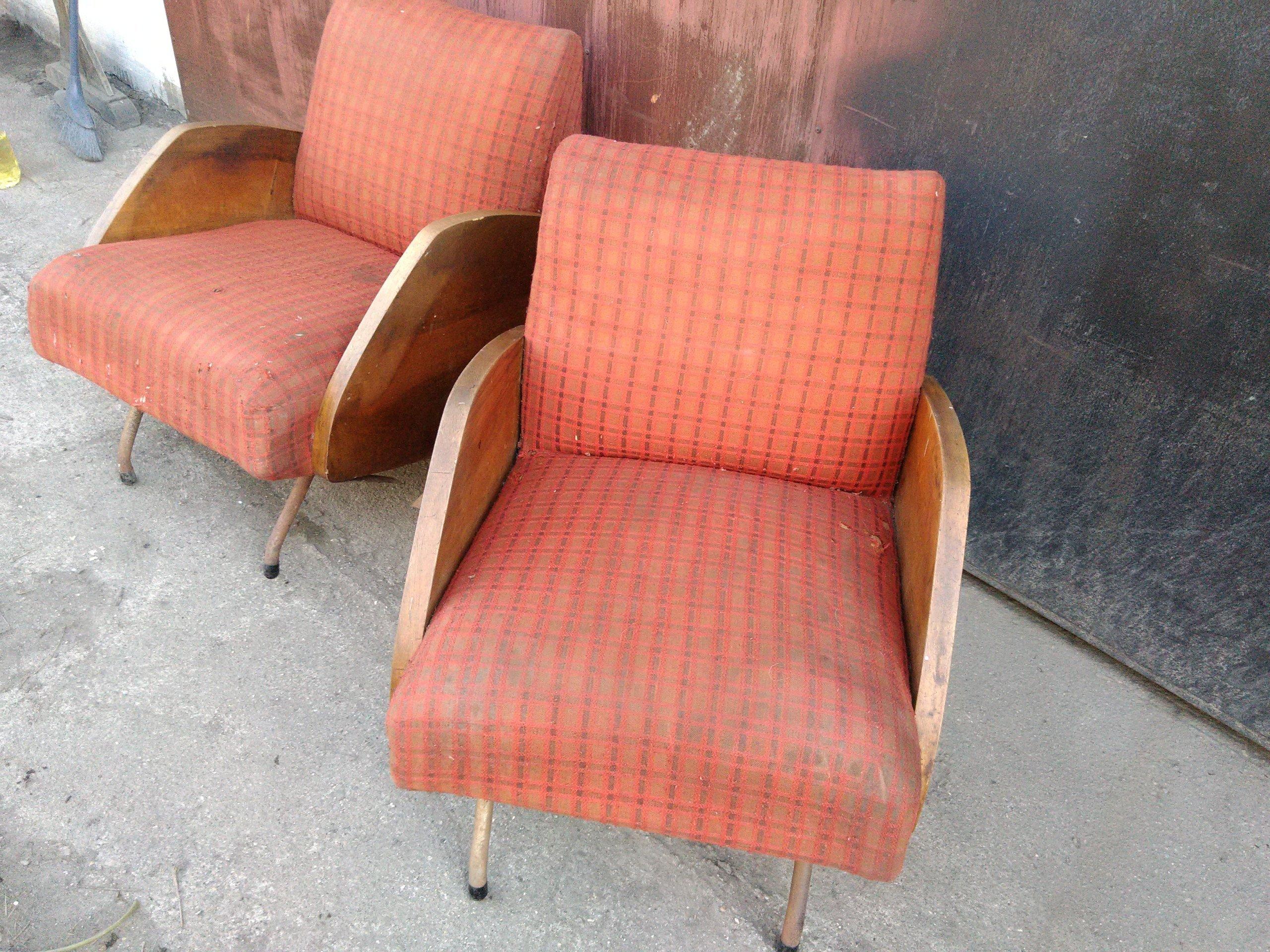 Fotele 360 Polski Design Różański Para