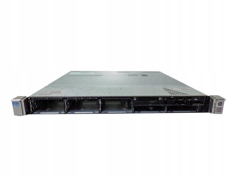 3 LATA GW HP DL360e 2xE5-2450L 24GB 4.8TB SAS