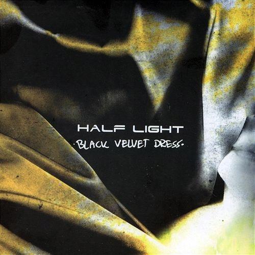 HALF LIGHT Black Velvet Dress _ POLSKA ALTERNATYWA