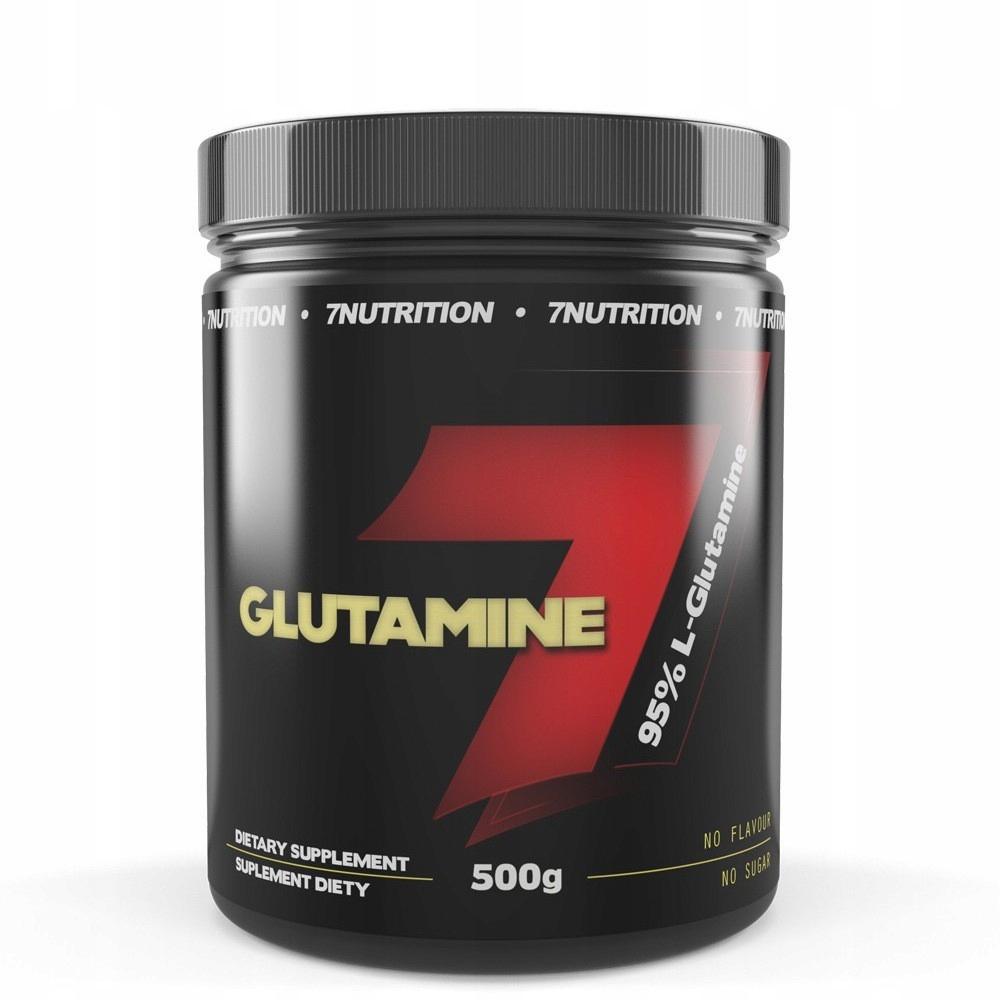 7 Nutrition Glutamine 500g